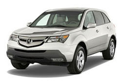 Стекло на Acura MDX 2006-2013