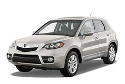 Стекло на Acura RDX 2006-2012