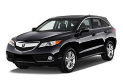 Стекла на Acura RDX 2013, 2014, 2015