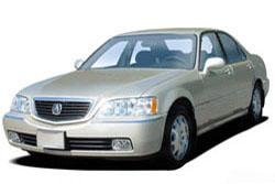 Стекла Acura RL 1996-2004