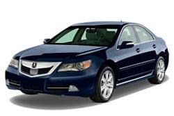 Стекла на Acura RL 2005-2012