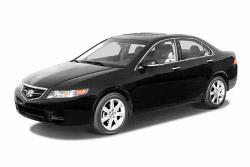 Стекло на Acura TSX 2004 - 2008