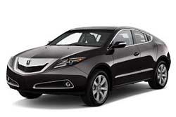Стекло на Acura ZDX  2010-2013