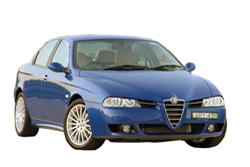 Стекло на Alfa Romeo 156 1997-2005