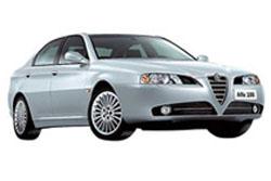 Стекло на Alfa Romeo 166 1998 - 2007