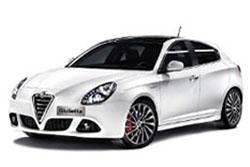 Стекло на Alfa Romeo Giulietta 2010 -