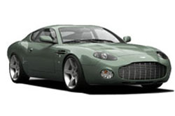 Стекло Aston Martin DB7 1994 - 2004 (Coupe)
