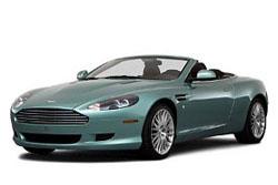 Автостекло на Aston Martin DB9 2004 - 2011 (Cabriolet)