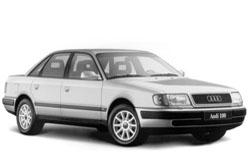 Стекло на Audi 100 1991 - 1994