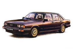 Стекло на Audi 200 1982 - 1991