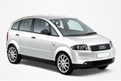 Стекло на Audi A2 2000 - 2005