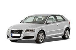 Стекло на Audi A3 2003 - 2012