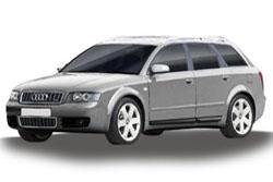 Стекло на Audi A4 1994 - 2001