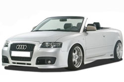 Стекло на Audi A4 2001 - 2008