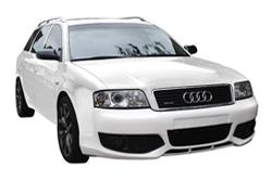 Стекло на Audi A6 1998 - 2004