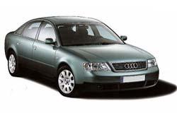 Стекло на Audi A6 1998-2004