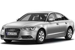 Стекло на Audi A6 2011 -