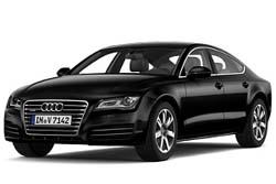 Стекло на Audi A7 2010-