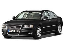 Стекло на Audi A8 2002 - 2009