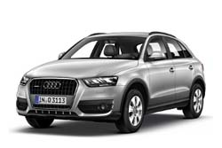 Стекло на Audi Q3 2011-