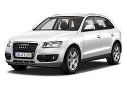 Стекло на Audi Q5 2008 -