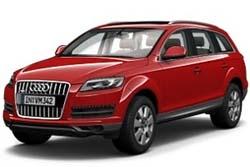 Стекло на Audi Q7 2006 -
