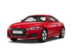 Стекло на Audi TT 2015-