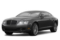 Стекло на Bentley Continental GT 2003 - 2011