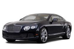 Стекло на Bentley Continental GT 2012 -