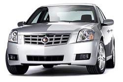 Стекло на Cadillac BLS 2005-2009
