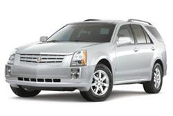 Стекло на Cadillac SRX 2005 - 2010