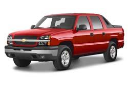 Стекло на Chevrolet Avalanche 2000 - 2006