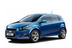 Стекло на Chevrolet Aveo 2012 -