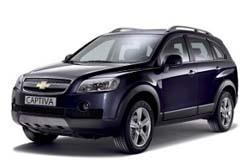 Стекло на Chevrolet Captiva 2006 -