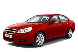 Стекло на Chevrolet Epica 2006 - 2011