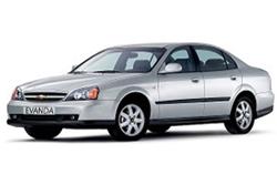 Стекло на Chevrolet Evanda 2002-2006