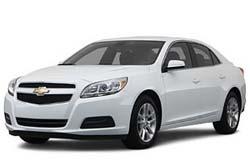 Стекло на Chevrolet Malibu 2012 -