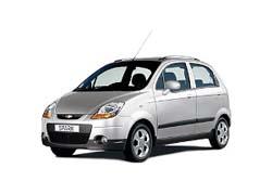 Стекло на Chevrolet Spark 2005 - 2009