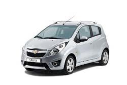 Стекло на Chevrolet Spark 2010 -