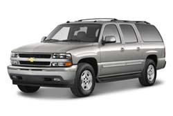 на Chevrolet Suburban 2000 - 2006