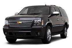 Стекло на Chevrolet Suburban 2007 - 2014