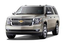 Стекло на Chevrolet Suburban 2015 -