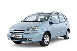 Стекло на Chevrolet Tacuma 2000 - 2008