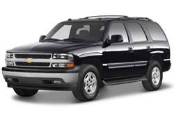 Стекло на Chevrolet Tahoe 2000 - 2006