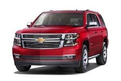 Стекло на Chevrolet Tahoe 2014