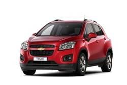 Стекло на Chevrolet Tracker 2013
