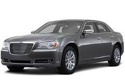 Стекло на Chrysler 300 2012-