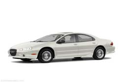 Стекло на Chrysler Dodge Concorde 4D 1998 - 2004