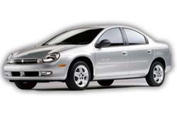 Стекло на Chrysler Neon 1995 - 2000