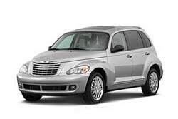 Стекло на Chrysler PT Cruiser 2000 - 2010